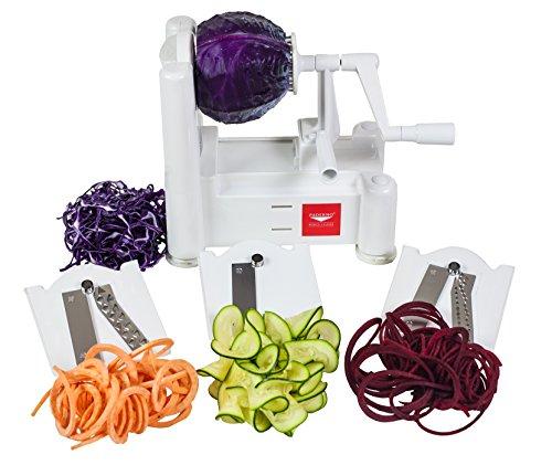 spaghetti de courgettes zoodles nouilles de zucchini