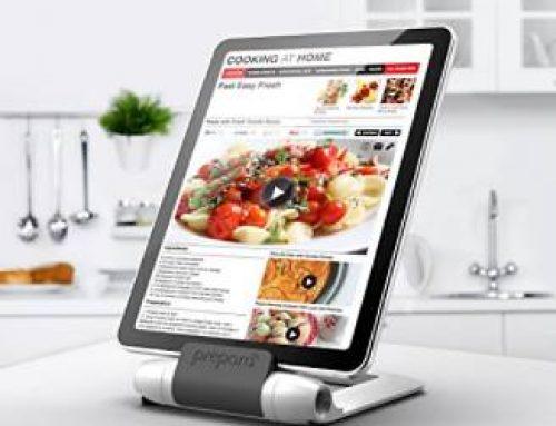 Idée Cadeau – Cuisinez avec sa tablette