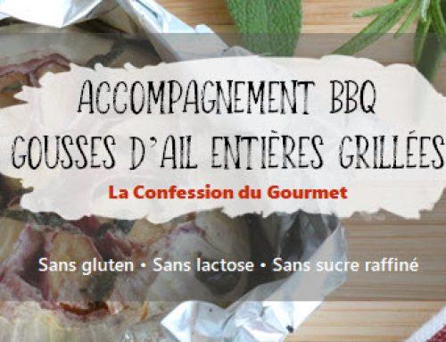 Accompagnement Barbecue : Gousses d'Ail Entières Grillées