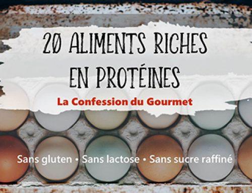 20 Aliments Riches en Protéines