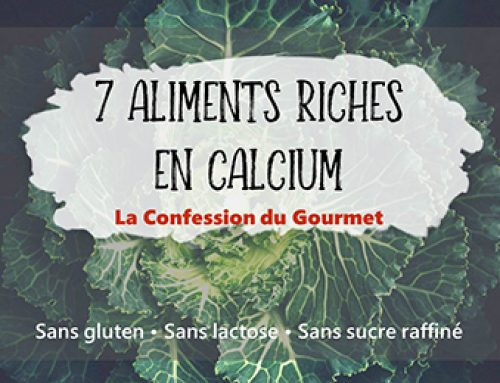 7 Aliments Riches en Calcium