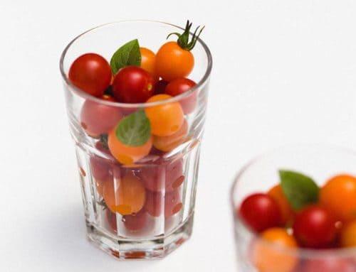 Smoothie Tomate Épicée