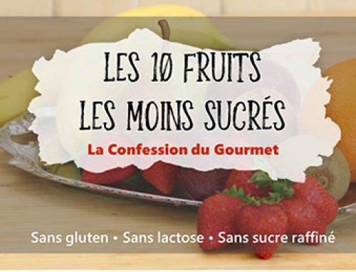 Les 10 fruits les moins sucrés pour smoothies