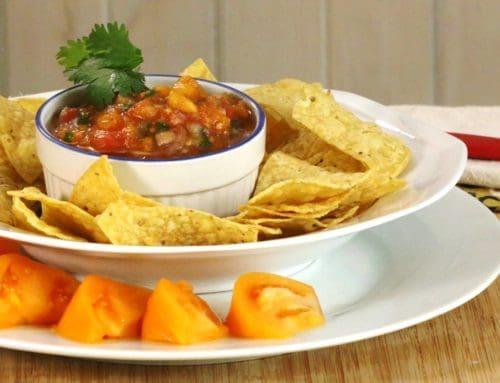 Salsa Maison Aux 2 Tomates