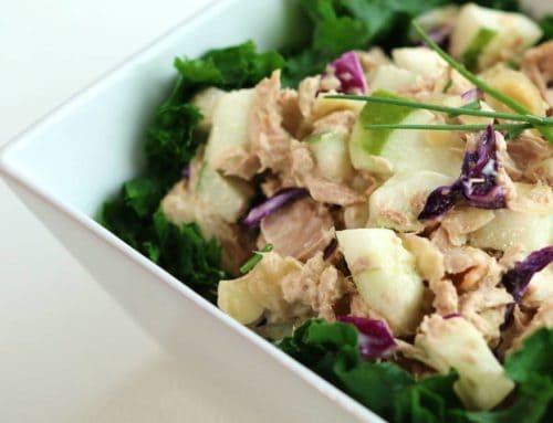 Salade de Thon et Gingembre