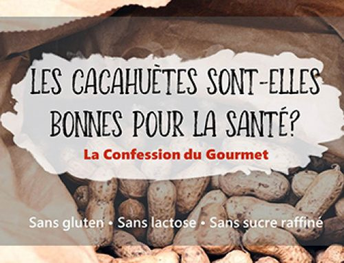 Les cacahuètes sont-elles bonnes pour la santé?