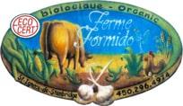 logo de la ferme Formido dans le répertoire des fermes éthiques du Québec