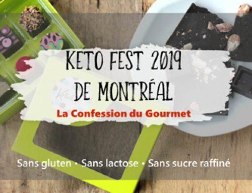 Le Keto Fest 2019 de Montréal