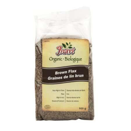 Graines de lin en sac de la compagnie Inari disponible sur la boutique en ligne Natura Market