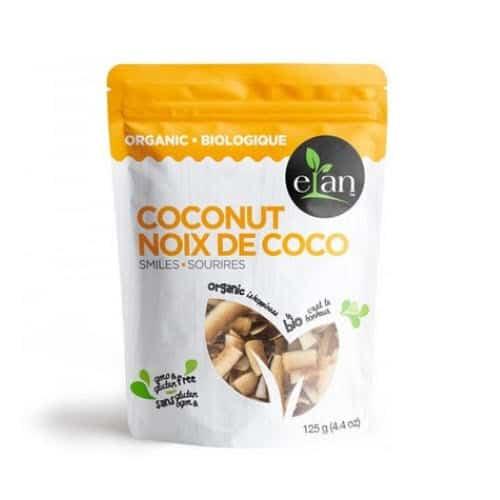 Noix de coco en sac de la compagnie Elan disponible sur la boutique en ligne Natura Market
