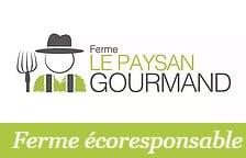 Logo de la Ferme Le Gourmand paysan
