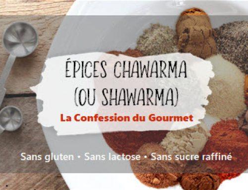 Épices chawarma (ou shawarma)
