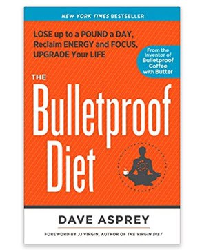 Couverture du livre The Bulletproof Diet de Dave Asprey