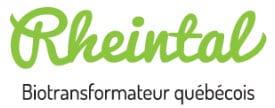 logo de la ferme Rheintal biotransformateur québécois