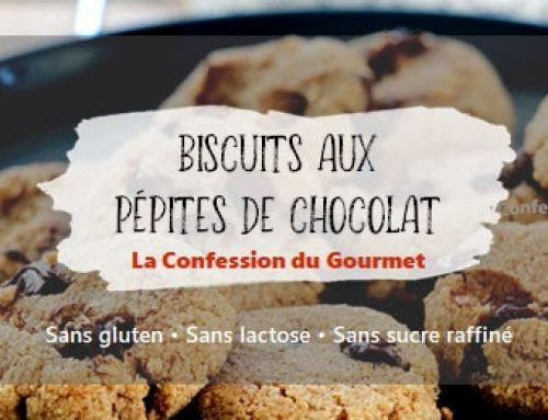 Biscuits aux pépites de chocolat (paléo et keto)